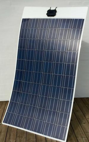 250 watt flex solcelle