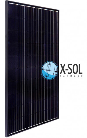 300 watt solcelle X-Sol Danmark