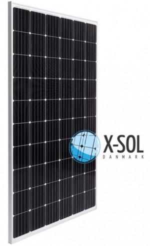 300 watt solcelle mono X-Sol Danmark
