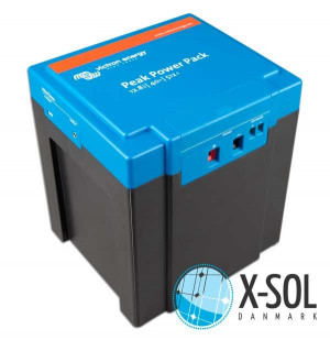 40Ah / 512Wh Victron Peak Power Batteri
