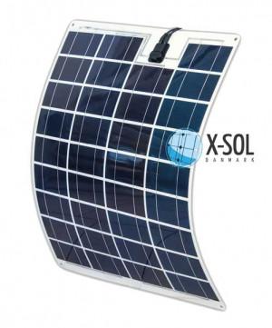 Flex Light 75watt solcelle