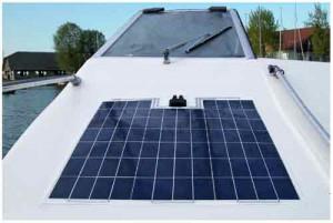 35 watt flex solceller