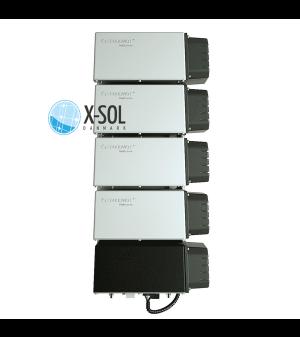 9,6 kWh batteri til solcelleanlæg Lithium