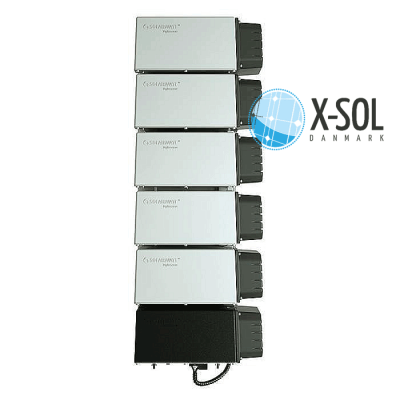 12 kWh Lithium batteri til solcelleanlæg