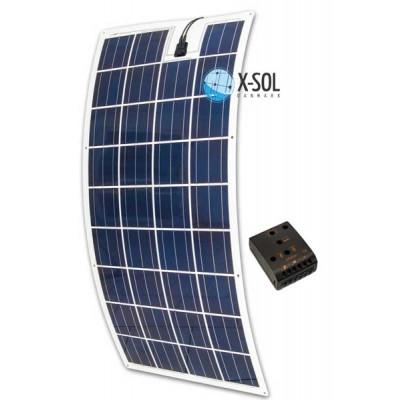 Solceller på campingvogn - Phocos CA10