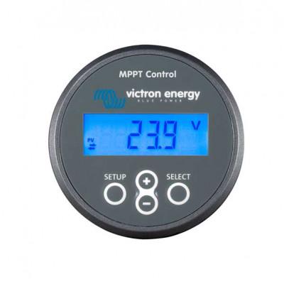 MPPT Monitor-display-kontrol