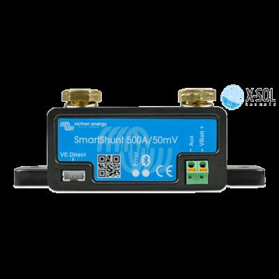 SmartShunt 500A overvågning fra din telefon