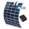 75watt Flex Light solcelle set - X-SOL Danmark