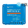 75/15 Smart MPPT laderegulator