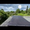 Solcelle på taget kolonihavehus