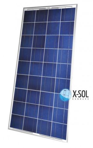 150 watt solcelle X-Sol Danmark