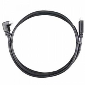 VE.Direct kabel retvinklet stik Victron Energy