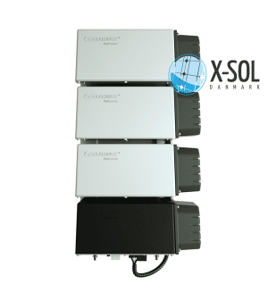 7,2 kWh Solcelle batteri lithium