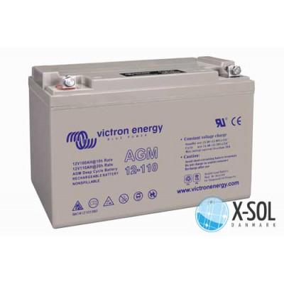 12V/110Ah AGM Deep Cycle Batteri