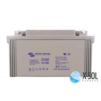12V/130Ah AGM Deep Cycle Batteri