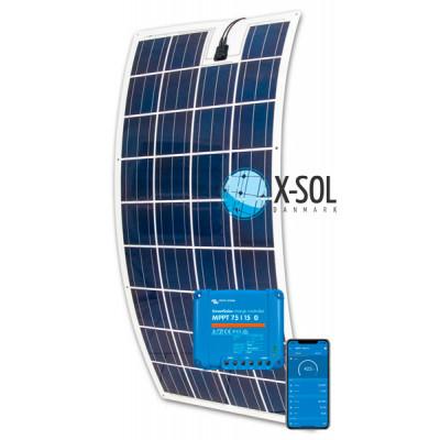 150watt Solceller til autocamper - 30% mere strøm