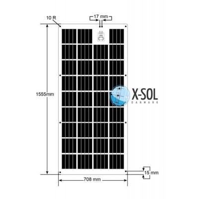 150watt FlexLight specifikationer