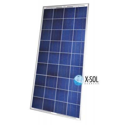160 watt solcelle X-Sol Danmark