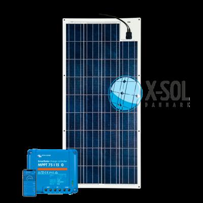 150watt Flex Ultra solcelle til båd