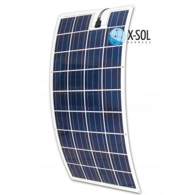 Solcellepanel XSOL 150watt Fleksibel