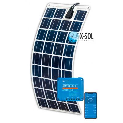 36watt Solceller til båd - 30% mere strøm