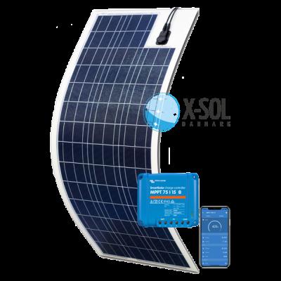 90watt Flex Ultra solcelle til båd