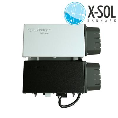 2.4 kWh Lithium batteri til solcelleanlæg