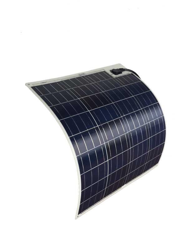 Krumning 30-40% Flex Light solcelle