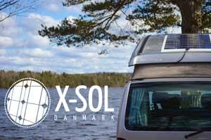Solceller til campingvogn
