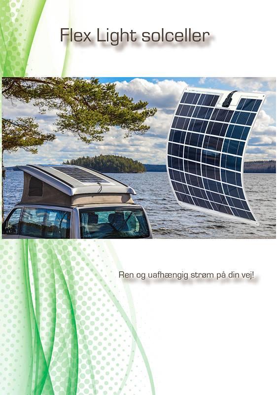 solpanel til campingvogn