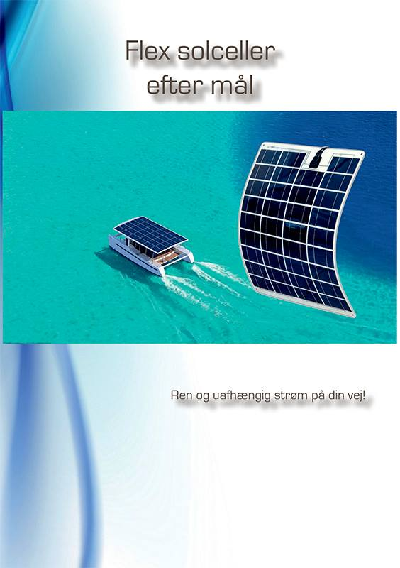 Solceller efter mål