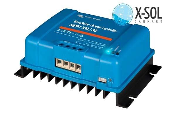 BlueSolar MPPT Laderegulator til solceller