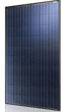 Polykrystalinsk bedste solceller