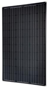 Monokrystalinsk solar panel