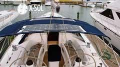 Fleksibel solceller X-Sol Danmark