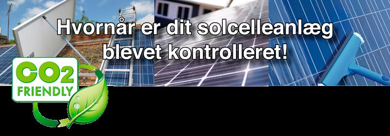 Service af solcelleanlæg fra X-Sol Danmark